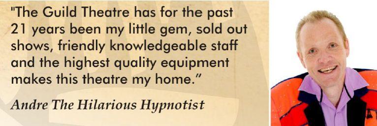 Andre Hypnotist