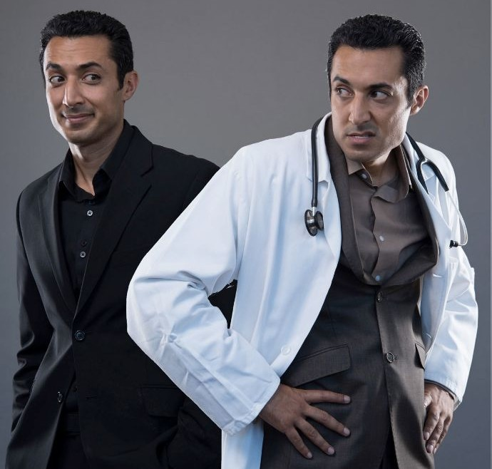"Riaad Moosa: ""Doctor's Orders - The Tour"" - 22 Dec 2013"