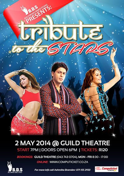 Tribute to the Bollywood Stars (2 May)