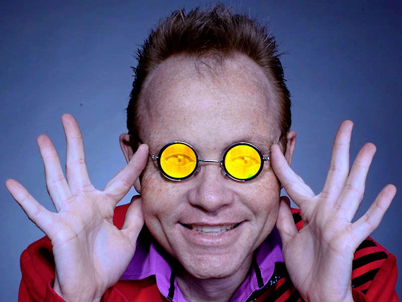 Andre the Hilarious Hypnotist (5-9 Aug)