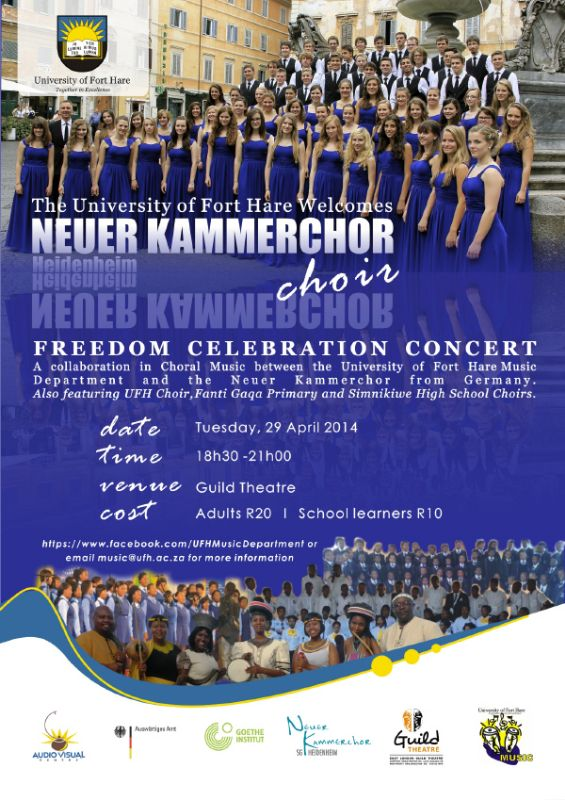 Neuer Kammerchor (29 April)