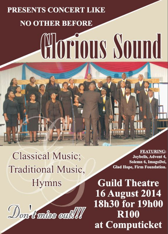 Glorious Sound (16 Aug)