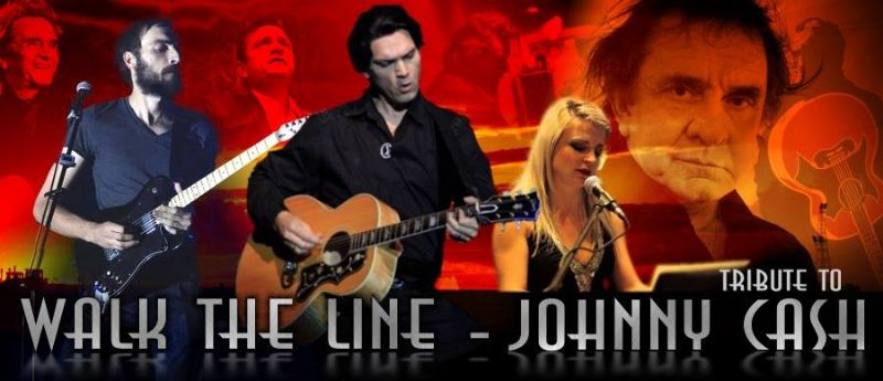 Johnny Cash - Walk The Line (31 July, 1 Aug)