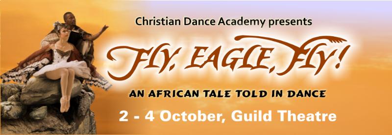 Fly, Eagle, Fly! (2-4 Oct)