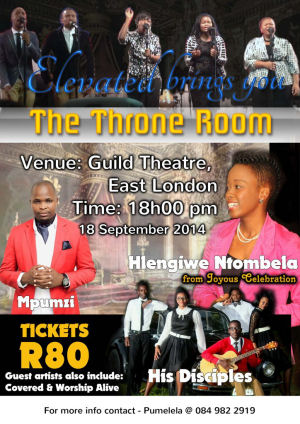 The Throne Room (18 Sept)