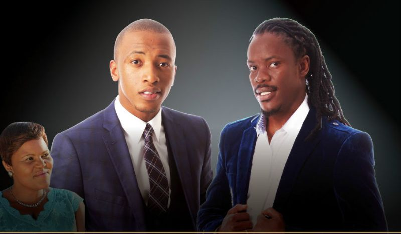 Betusile and Dumi live (3 July 2015)