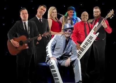 Honky Cats - A Tribute to Elton John (28-30 January)