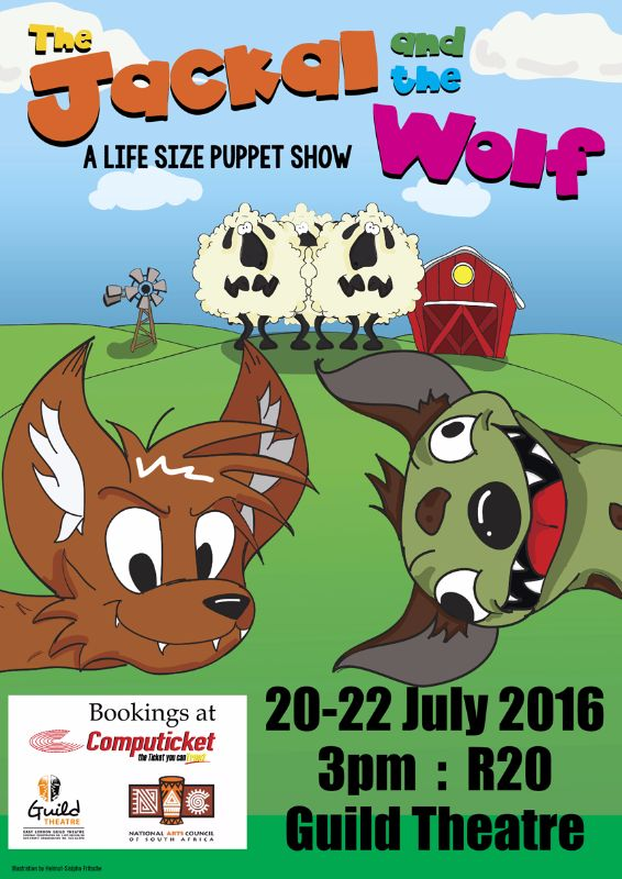 The Jackal and the Wolf (20-22 July 2016)