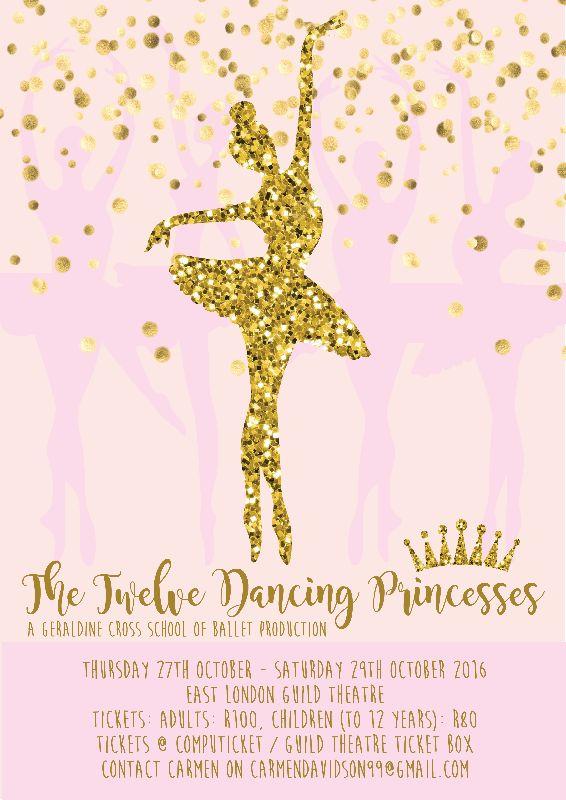 The Twelve Dancing Princesses (27-29 October)