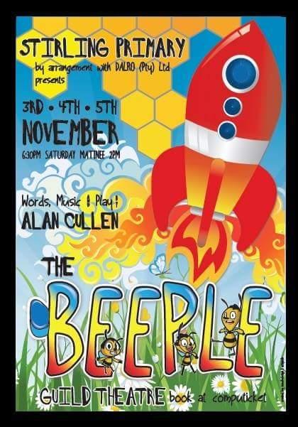 The Beeple (3-5 November)