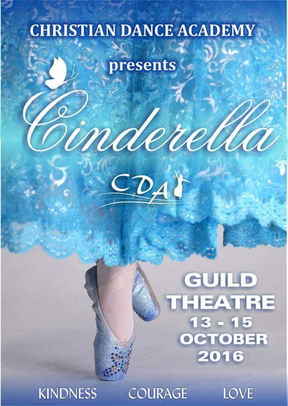 Cinderella (13-15 October)