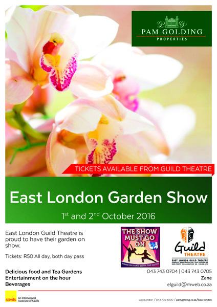 East London Garden Show (1-2 October)
