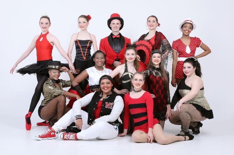 Dance Extravaganza (7 - 9 September 2017)