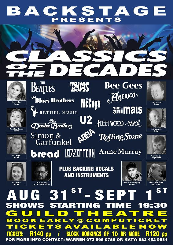 CLASSICS OF THE DECADE ( 31 AUGUST 2018- 1 SEPTEMBER 2018)