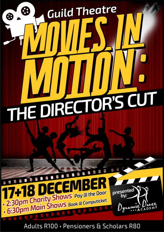MOVIES IN MOTION (17 - 18 DECEMBER 2018)