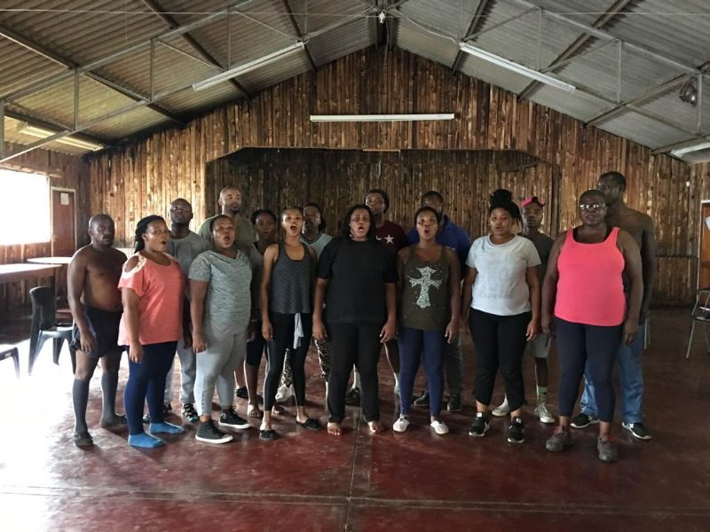 THE STORY OF THE AFRICAN CHOIR ( 20 - 24 MARCH 2019)