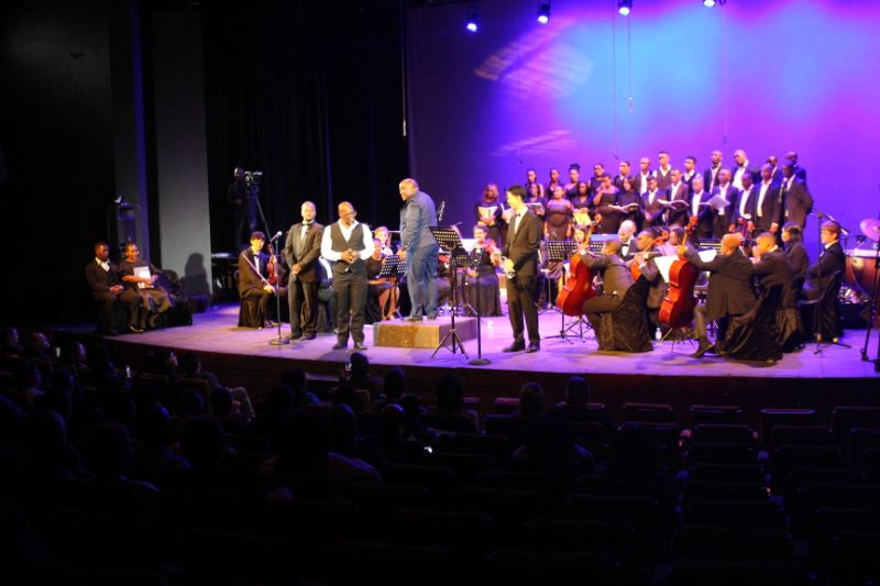 BUFFALO CITY MUNICIPALITY ORCHESTRA ( 7 JUNE 2019)