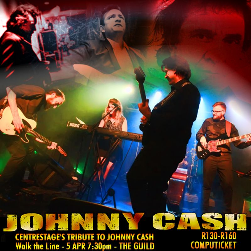 JOHNNY CASH WALK THE LINE (5 APRIL 2019)