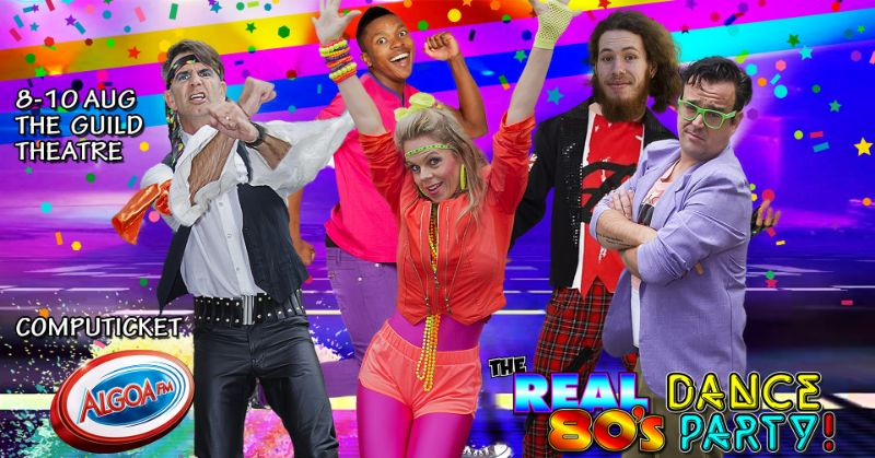 CENTRESTAGE PRESENTS: THE REAL 80'S DANCE PARTY