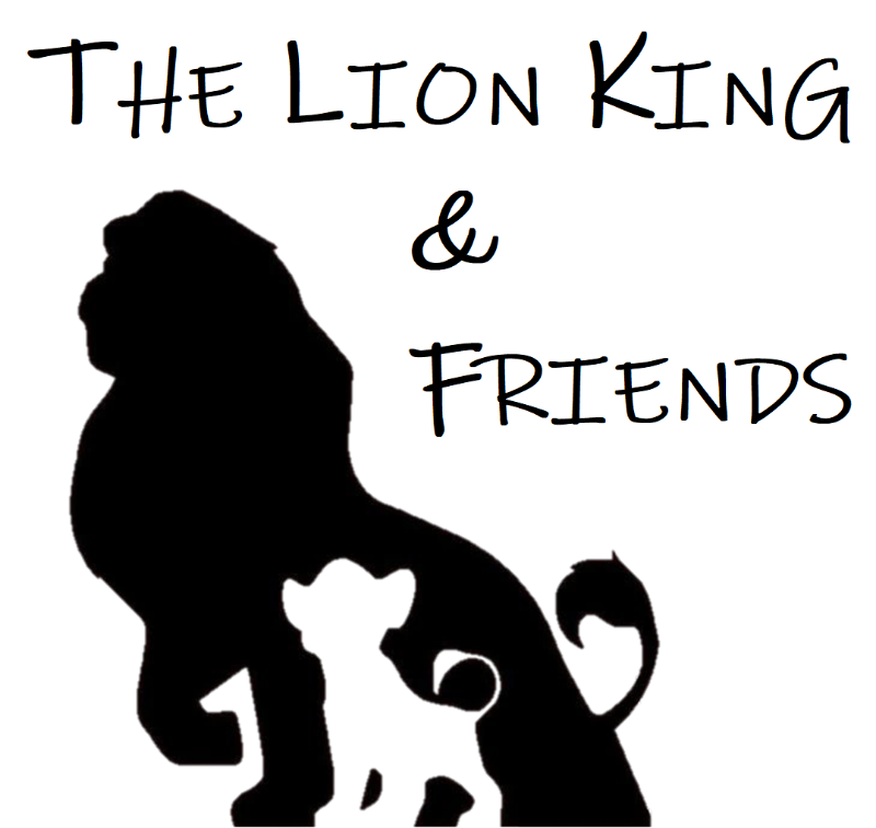 THE LION KING AND FRIENDS