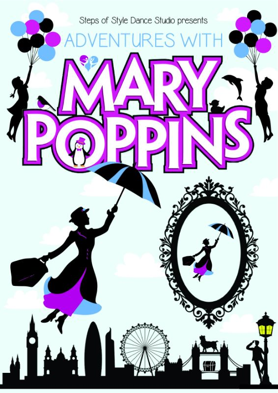 ADVENTURES WITH MARY POPPINS (10 - 12 OCTOBER 2019)