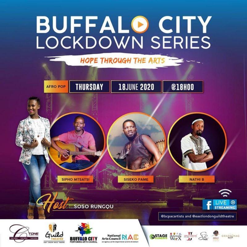 BUFFALO CITY LOCKDOWN SERIES