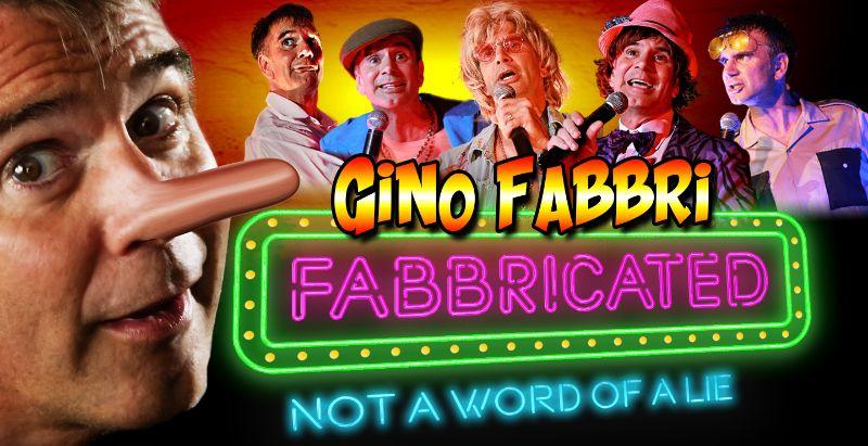 GINO FABBRI - FABBRICATED (6 - 7 NOVEMBER 2020)