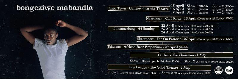 BONGEZIWE MABANDLA LIVE (2 MAY 2021)